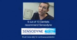 Dr Peter Casey of Beechwood Dental for Sensodyne