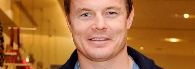 Brian O'Driscoll - Beechwood Dental Client